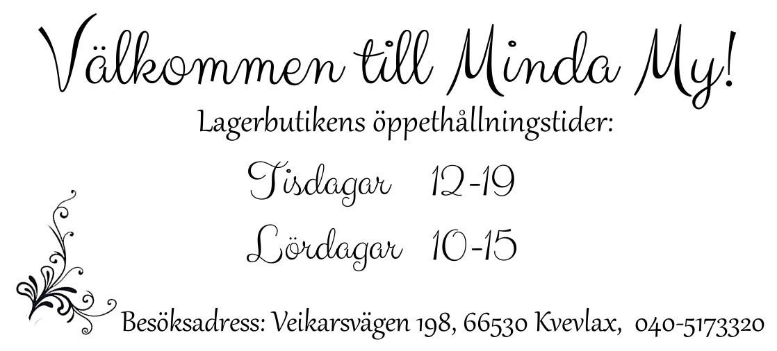 Mindamy.fi - Minda My nätbutik - damkläder - Minda My db456c32a88ba